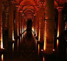 Basilca Cistern by phil decocco