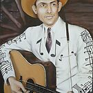 Hank Williams by kathy archbold