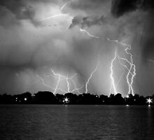 Lake Lightning by Bo Insogna