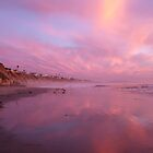 """Pink Sunset"" by Tim&Paria Sauls"