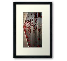 The Fallen - ANZAC's - Canberra - Australia Framed Print
