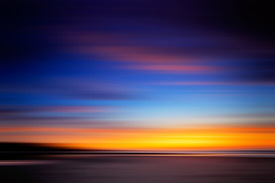 Speed Sunrise by James Coard