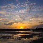 Low Tide, Barwon Heads by Wayne Harris