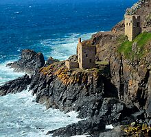Botallack Mine, Cornwall by rodsfotos