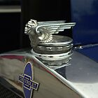 "1929 Chevrolet ""The Viking"" Radiator Cap by TeeMack"