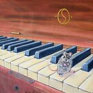 Tickling the Ivories by sally seabright