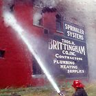 No sprinklers by Larry  Grayam