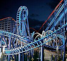 Roller coaster by Haydn Winterbottom