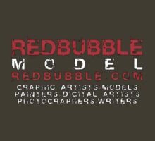 REDBUBBLE MODEL by BYRON