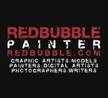 REDBUBBLE PAINTER by BYRON