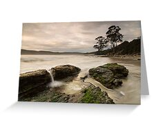 Two Tree Point, Bruny Island Tasmania Greeting Card