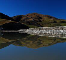 Opuha Reflections by ijam357