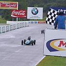 The Winner Caught...... by Larry Llewellyn
