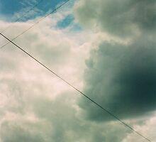 Cloudy sky by Till-absurde