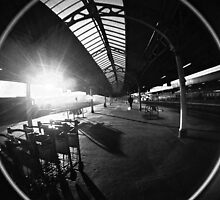 Bristol Temple Meads by Ollie Coghill