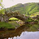 The Lake District: Slater Bridge by Rob Parsons