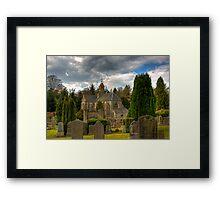 Mid Calder Church Framed Print
