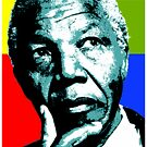 NELSON MANDELA-AFRIKA by OTIS PORRITT