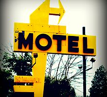 No Tell Motel by Oranje