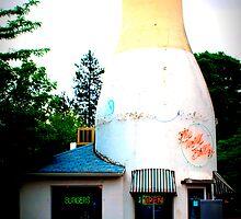 Milk Bottle by Oranje