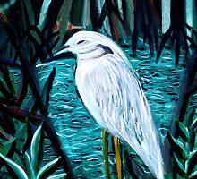 Night Heron by Daneann