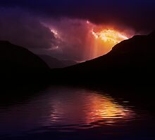 Reflections at the End of the Day by Karl Williams