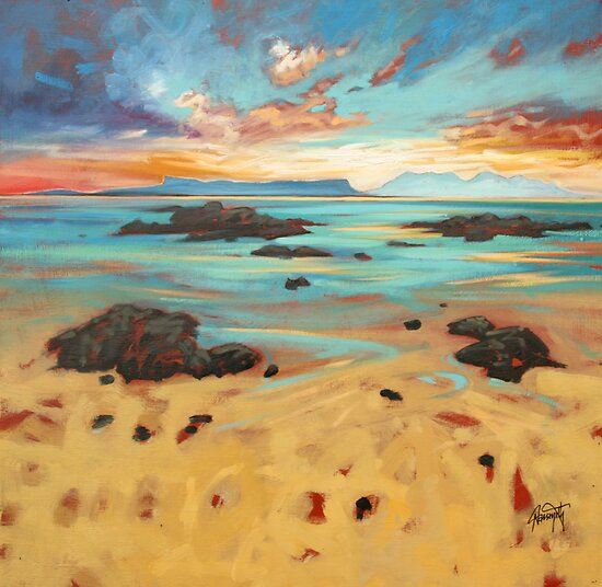 Arisaig Shore by scottnaismith