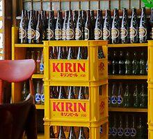 Anyone fancy a Kirin?  by Margaret Whyte