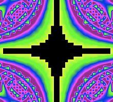 Sacred Void Mandala by Hypnogoddess