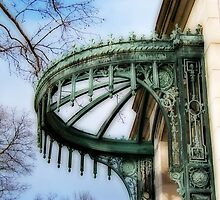 Portico by Delany Dean