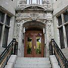 Doors 07 by Ronald Eller