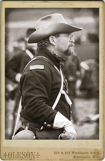 Union Captain by Bryan Peterson