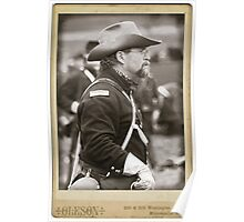 Union Captain Poster