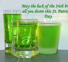 Luck of the Irish by Veronica Schultz