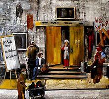 Fourth Street Mission by Ruth Palmer
