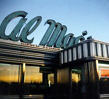 Al Mac's Diner, Fall River, MA by gailrush