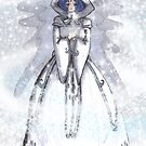 Winter Fairy by enelyawolfwood
