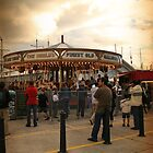 Carrousel me away by VisualZoo