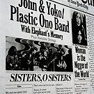 John & Yoko 18 by Ronald Eller