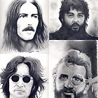 Fab Four Originals by Pendragon-Art