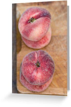 Peaches by Ilva Beretta