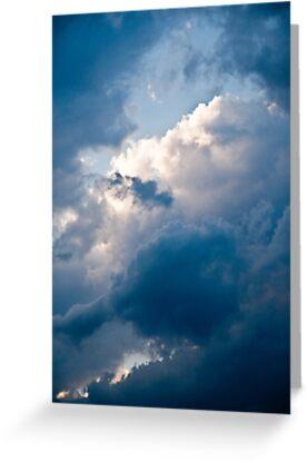 clouds by Ilva Beretta