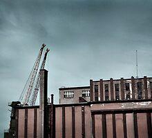 shipbuilding industry  by halina1601