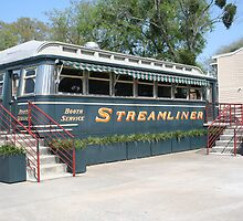 Streamliner Diner by gailrush