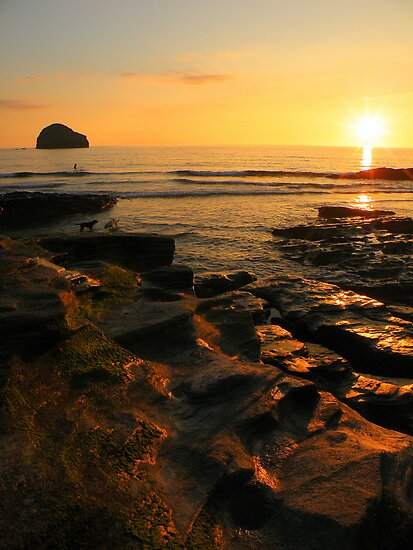 Cornwall: Rocks of Fire by Rob Parsons