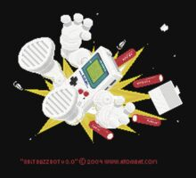 "8 Bit Buzz Bot v3.0.1 ""GameBoid""  by atombat"