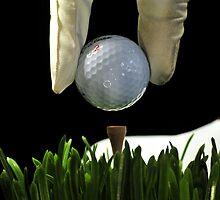 Golfer by carlosporto