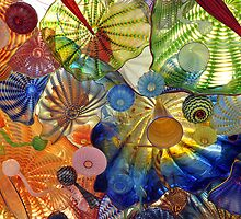 The Art of Glass - Chihuly by Barbara Burkhardt