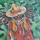 The Wood Cutter by Reynaldo