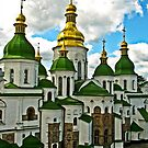 St Sophia Cathedral by LudaNayvelt